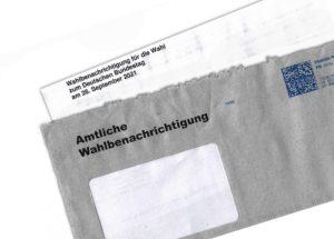 Das Bundestagswahlrecht verhindert eine gezielte Ausnutzung der Direktmandate